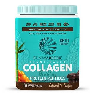 Sunwarrior Collagen Builder 500 g variant: vanilka