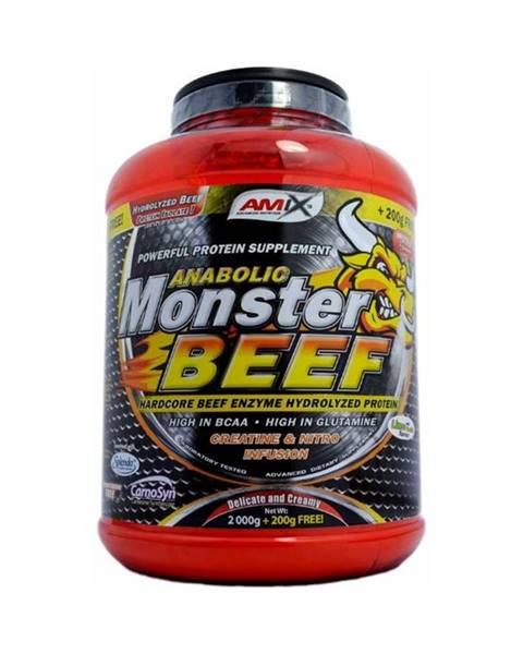 Amix AMIX Anabolic Monster BEEF 90 Protein 2200 g lesné ovocie