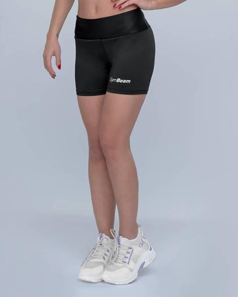 GymBeam GymBeam Dámske fitness šortky Fly-By black  L