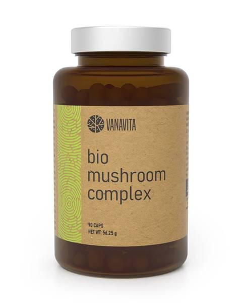 VanaVita VanaVita Extrakt z húb BIO Mushroom Complex 90 kaps.