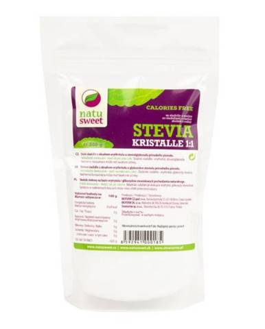 Natusweet Sladidlo zo stevie kristal 1:1 200 g
