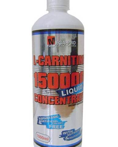 L-Carnitine 150 000 - Mega-Pro Nutrition 1000 ml. Cherry