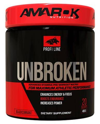 Profi Line Unbroken - Amarok Nutrition 400 g Green Apple