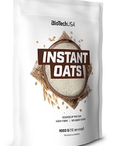 Biotech USA BioTech USA BioTech Instant Oats 1000 g variant: bez príchuti