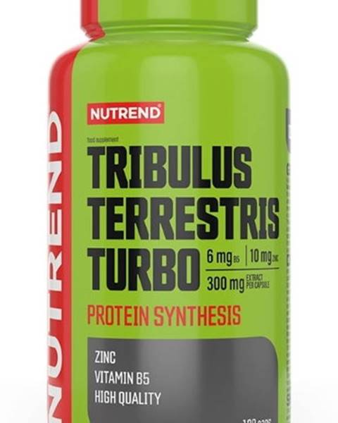 Nutrend Nutrend Tribulus Terrestris Turbo 120 kapsúl