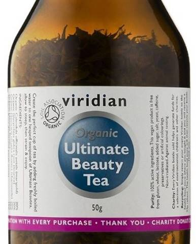 Viridian Organic Beauty Tea 50 g