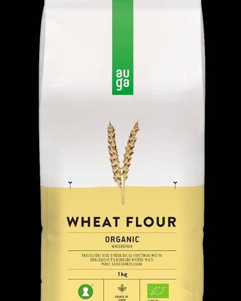Auga Auga BIO Celozrnná pšeničná múka 1000 g