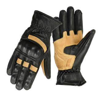 Moto rukavice B-STAR Sonhel čierno-béžová - S