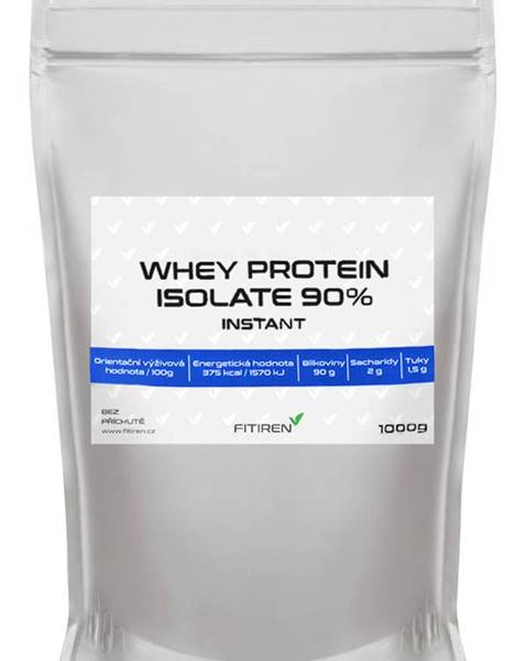 Fitiren Fitiren Whey Protein Isolate 90 Instant 1000 g