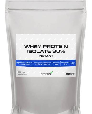 Fitiren Whey Protein Isolate 90 Instant 1000 g