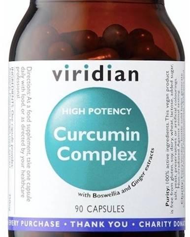 Viridian Curcumin Complex 90 kapsúl