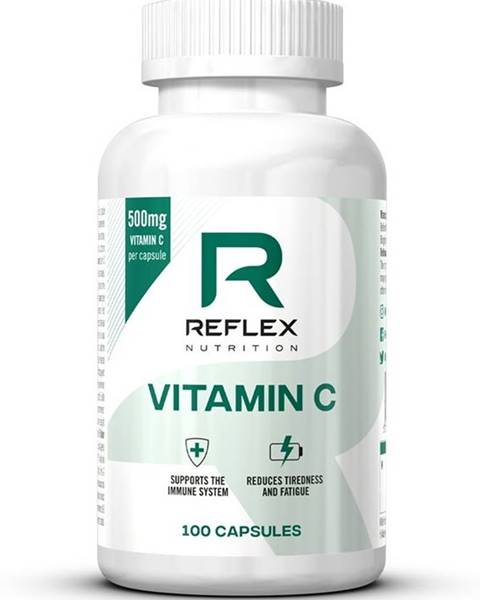 Reflex Nutrition Reflex Nutrition Reflex Vitamín C 500 mg 100 kapsúl