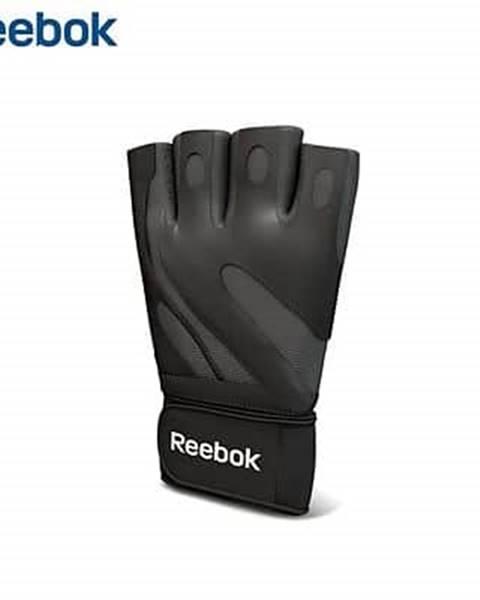 Reebok REEBOK Fitness rukavice pánské černé M/L