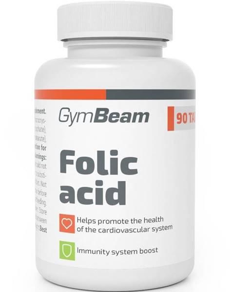 GymBeam Folic Acid - Gymbeam 90 tbl.