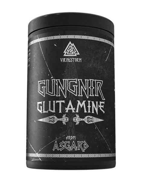Gods Rage Gungnir Glutamin - Vikingstorm 500 g Neutral