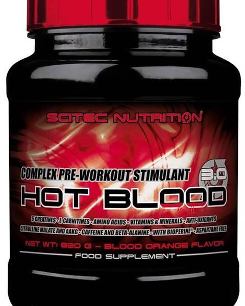 Scitec Nutrition Scitec Nutrition Scitec Hot Blood 3.0 820 g variant: guarana