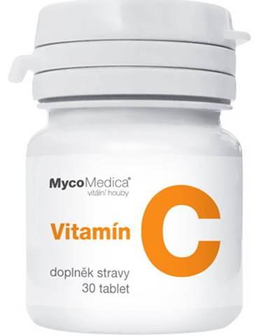 MycoMedica Vitamín C 30 tabliet