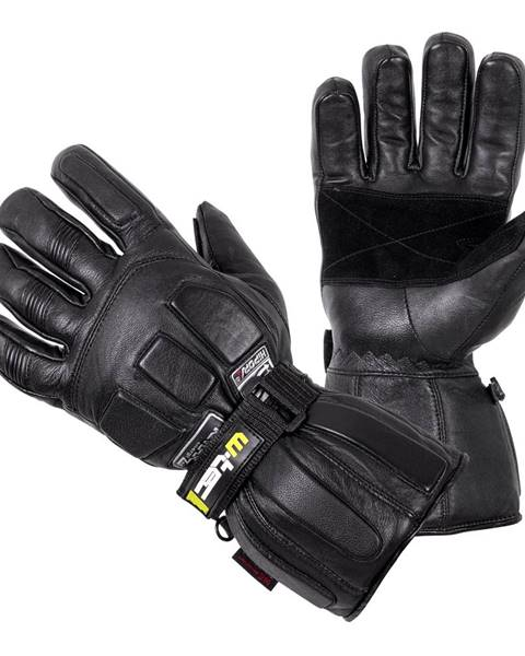 W-Tec Moto rukavice W-TEC Freeze 190 čierna - S