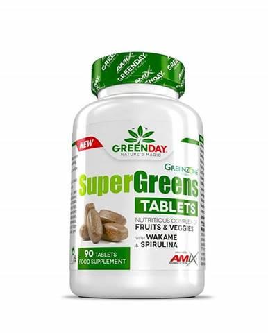 Amix SuperGreens tablets