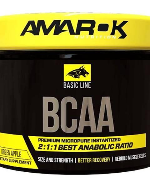 Amarok Nutrition Basic Line BCAA - Amarok Nutrition 300 g Cherry Bomb