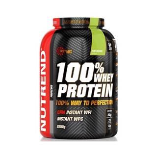 Nutrend 100% Whey Protein 2250 g vanilka