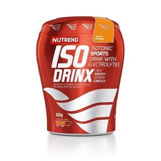 Nutrend ISODRINX 420 g horký citrón