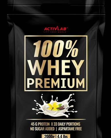 ActivLab 100% Whey Premium 2000 g čokoláda