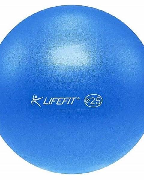 Lifefit Míč OVERBALL LIFEFIT 25cm, modrý