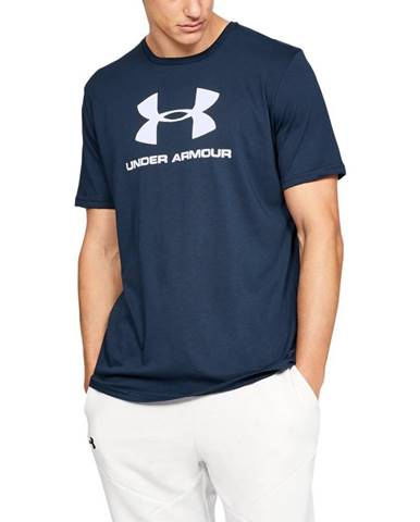 Under Armour T-shirt Sportstyle Logo SS Navy  S
